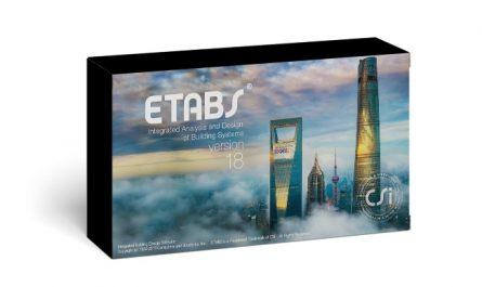 CSI Etabs v19.0.2 Crack + Patch Free Download 2021 [Till 2050]