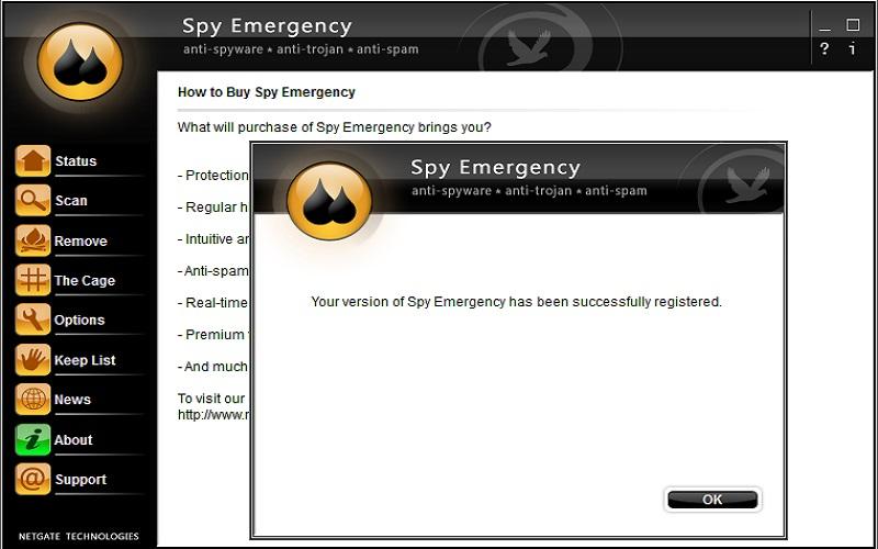 NETGATE Spy Emergency 2021 25.0.810.0 with Crack + Key Latest