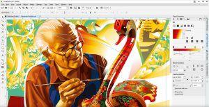CorelDRAW Graphics Suite 2021 Crack v23.1.0.389 (x64) Download [Latest]