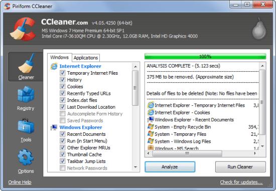 CCleaner Pro 5.81.8895 Crack Serial Key Full Free Download 2021