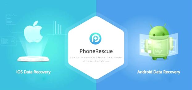 PhoneRescue 6.4.1 Crack Mac OS + License Key 2021 Download