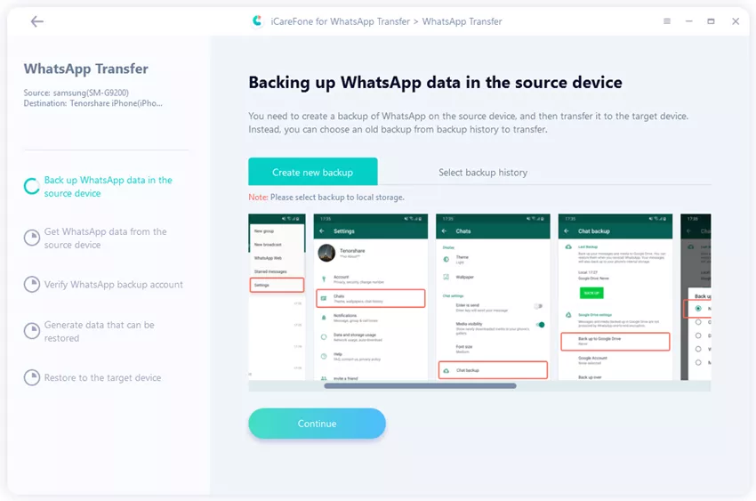 iCareFone for WhatsApp Transfer 3.0.0.175 Crack + Serial Key Download