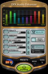 DFX Audio Enhancer Pro 15 Crack + License Key Free Download 2022